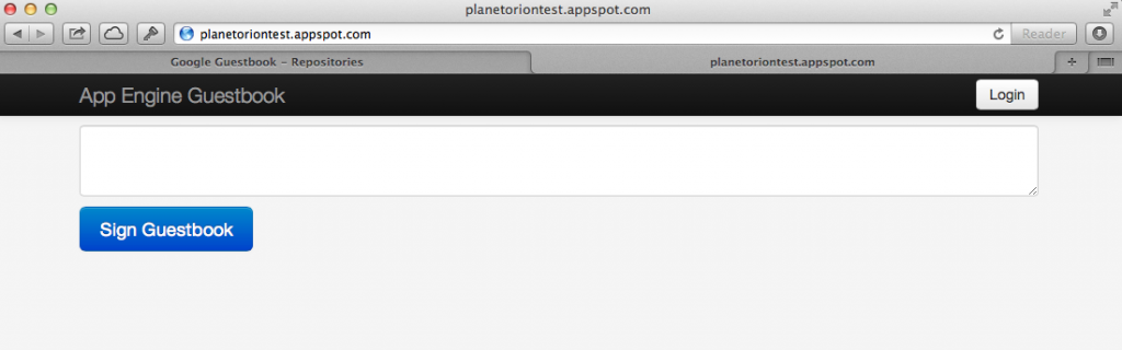 PlanetOrionTestRunning1