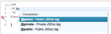 jsdoc-tag-assist